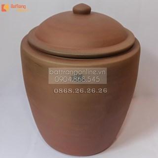 Hũ sành đựng gạo - 18kg