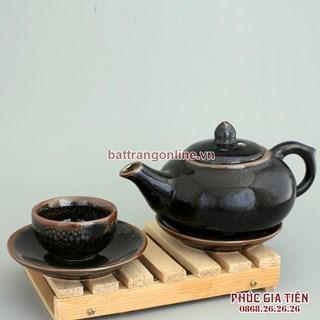 Bộ ấm trà độc ẩm bảo phúc