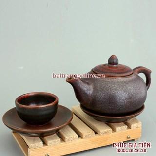 Bộ ấm trà độc ẩm an phúc