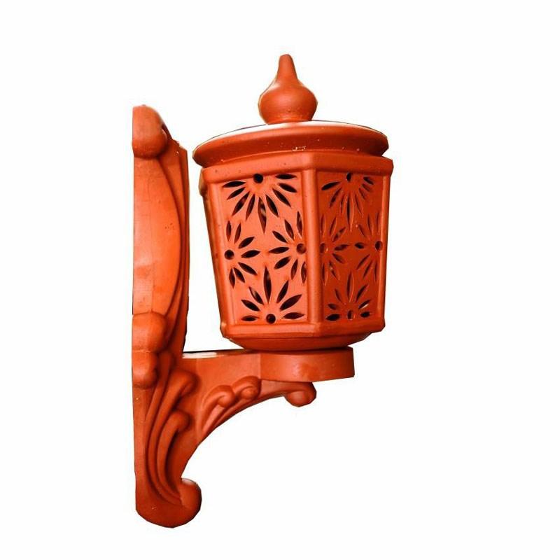 Đèn Treo Đỉnh - Đỏ gốm - TYC 751