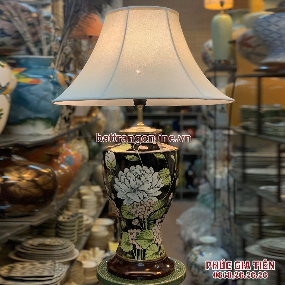 đèn ngủ đam mê cao 72cm