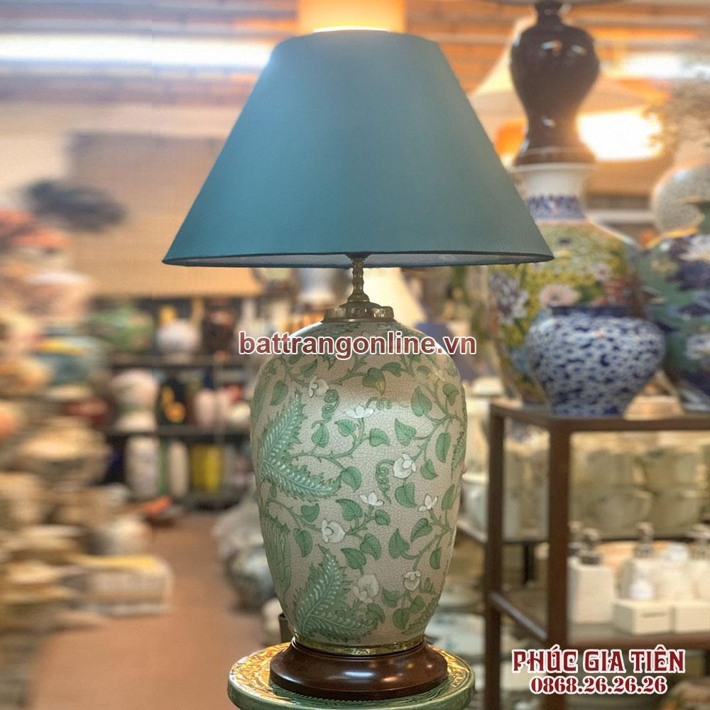 Đèn ngủ hương thầm, cao 60cm
