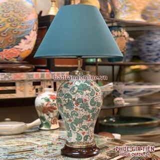 đèn ngủ hoa nở về đêm cao 60cm