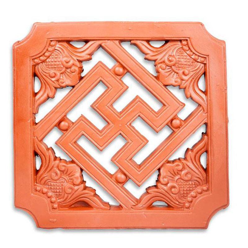 Gạch Chữ Thập - Đỏ gốm - TYC 311