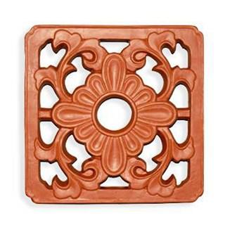 Gạch Hoa Cúc - Đỏ gốm - TYC 303