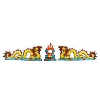 Rồng 1.2m - Vàng bóng - THC 601