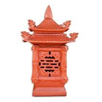 Đèn Tứ Linh - Đỏ gốm - TYC 703