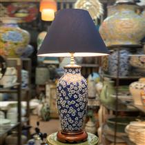 đèn ngủ hoa mùa hạ cao 56cm