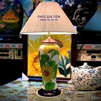 Đèn ngủ hoa hướng dương cao 60cm