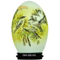 Đèn trang trí dáng trứng