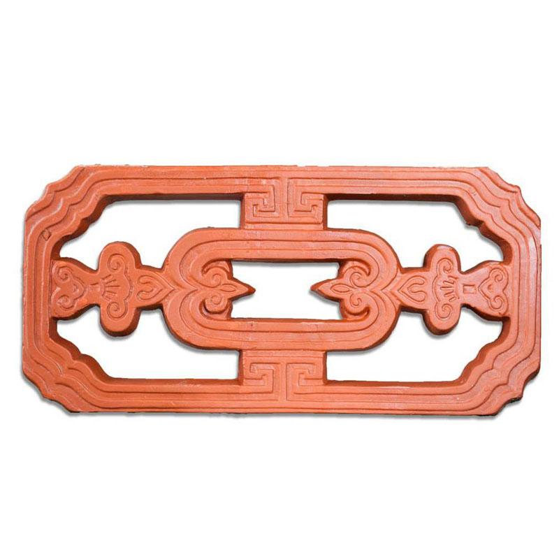Gạch Chữ Nhật - Đỏ gốm - TYC 307