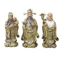Bộ tượng Phúc Lộc Thọ 60cm